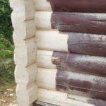 Rehabilitert tømmerbygg