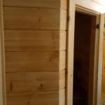 Tømmerbadstue 1