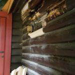 Rehabilitering av tømmervegg