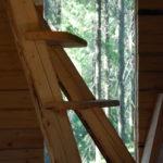 Kreativ bygging med tømmer