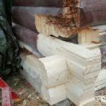 Reparasjon av tømmer
