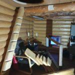 Tømmer kan også brukes vertikalt